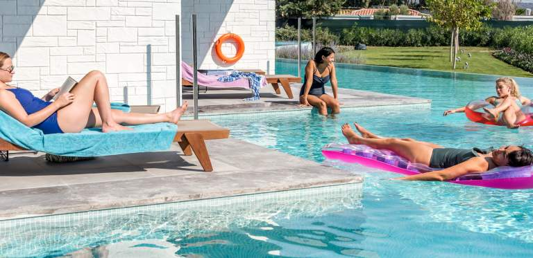 Hotell med swim-up eller privat pool  hos TUI