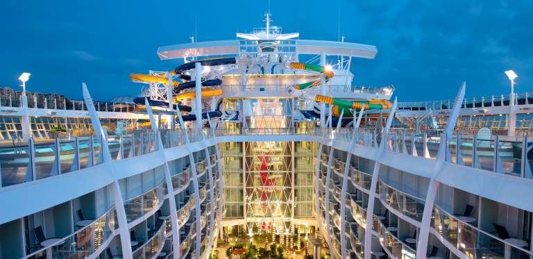 Harmony of the Seas TUI
