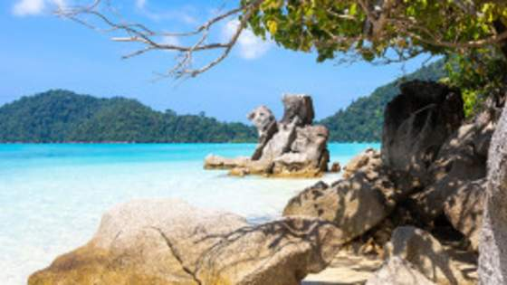 tui surin islands thailand