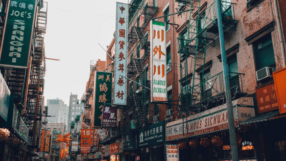 tui new york china town