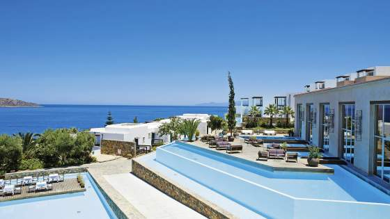 Lyxhotell med privat pool i Grekland - TUI