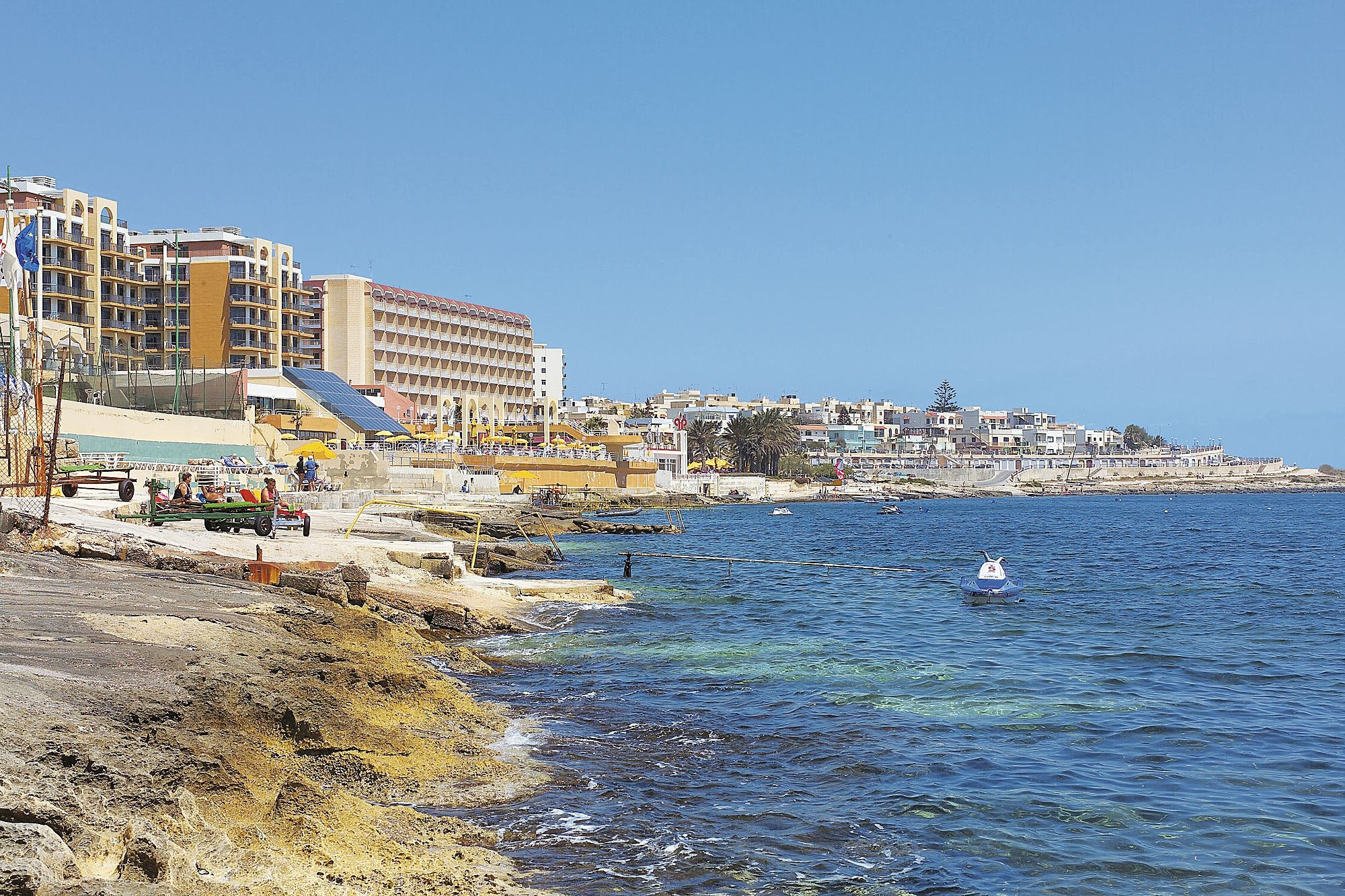 St Paul's Bay, Malta, bild 3 av 5