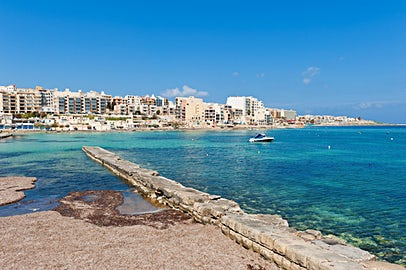 St Paul's Bay, Malta, bild 1 av 5