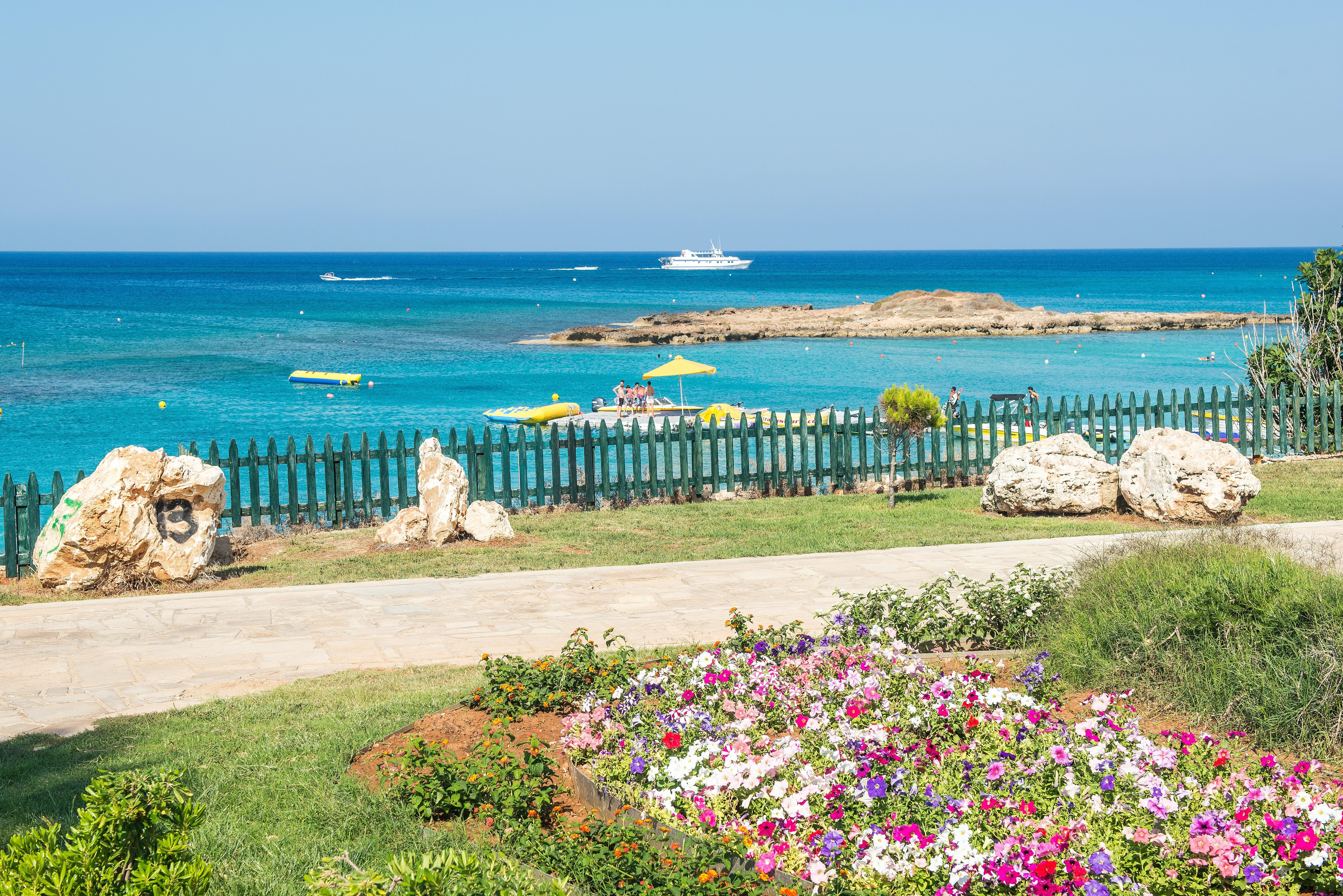 Fig Tree Bay, Cypern, bild 21 av 36