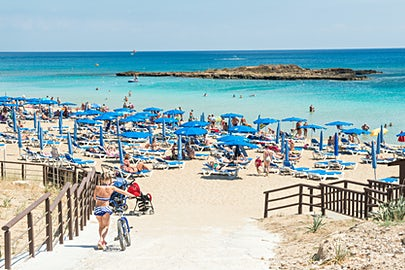 Fig Tree Bay, Cypern, bild 3 av 15