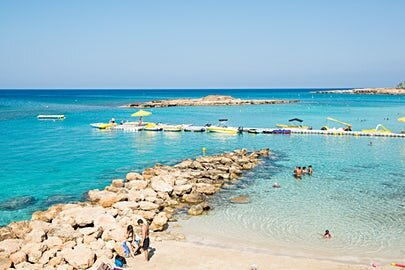 Fig Tree Bay, Cypern, bild 2 av 15